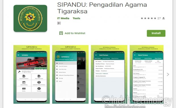 SIPANDU (SIPP versi Native Android)