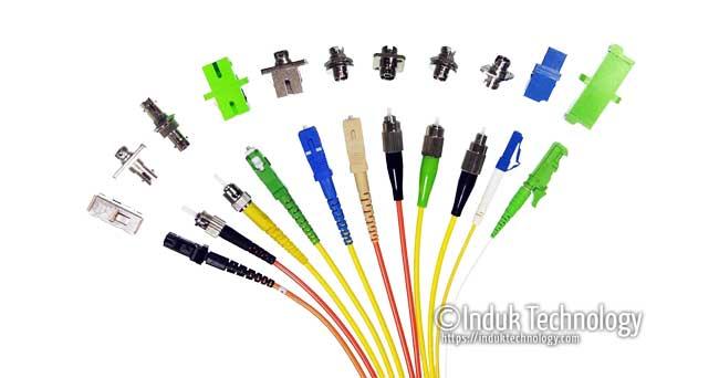 Jenis Konektor Fiber Optic