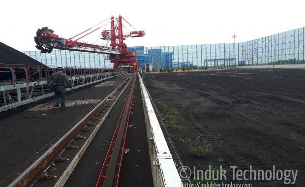 Stacker Reclaimer PLTU Jawa 7